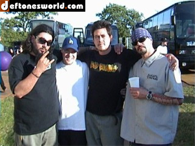Suicidal Tendencies and Deftones members