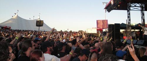 Soundwave 2010, Perth